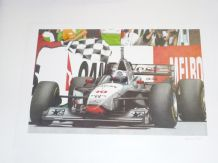 DAVID COULTHARD McLaren Mercedes MP4/12 1997  by Nick Curry
